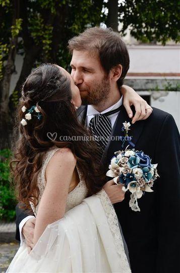 Ramo de novia Luila