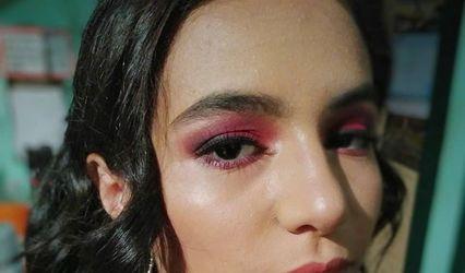 Sofía Lezcano Maquillaje Social 1