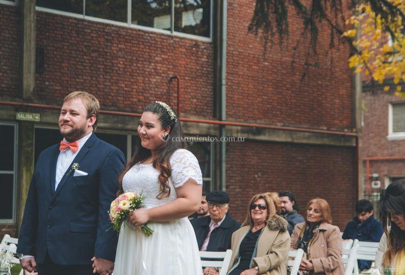 Casamiento - Georgi & Dani