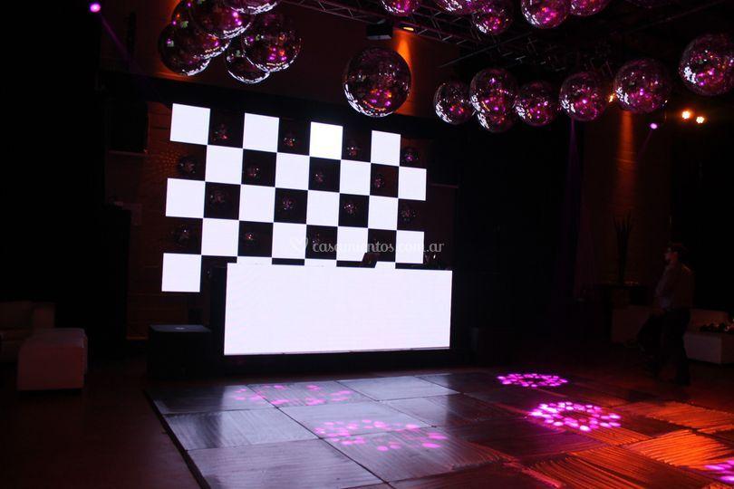 Cabina DJ