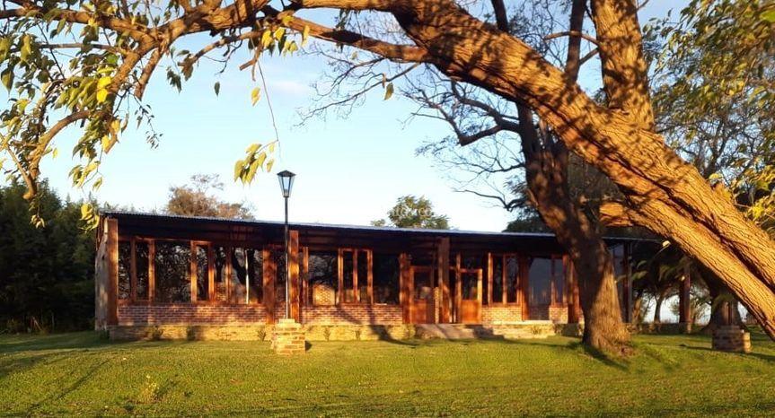 Parque frontal