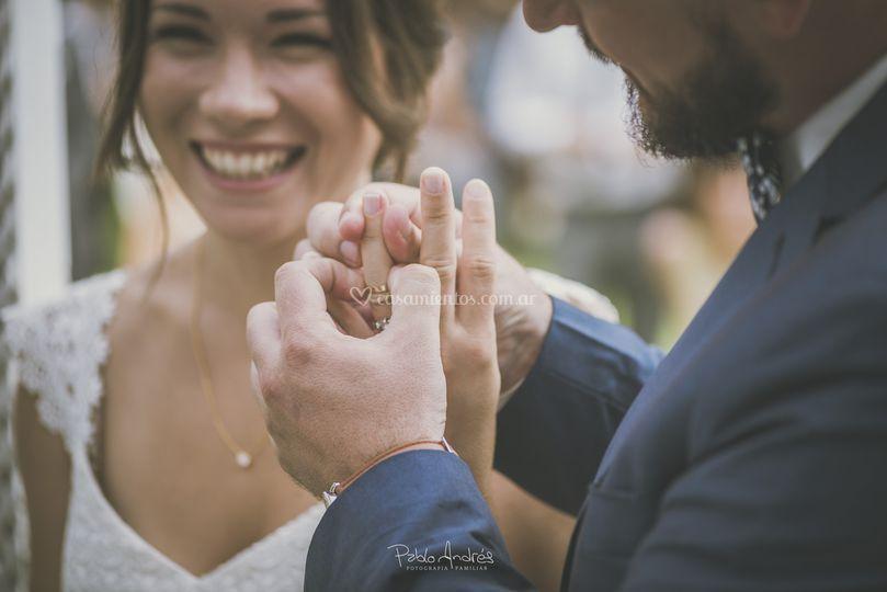El anillo de ella