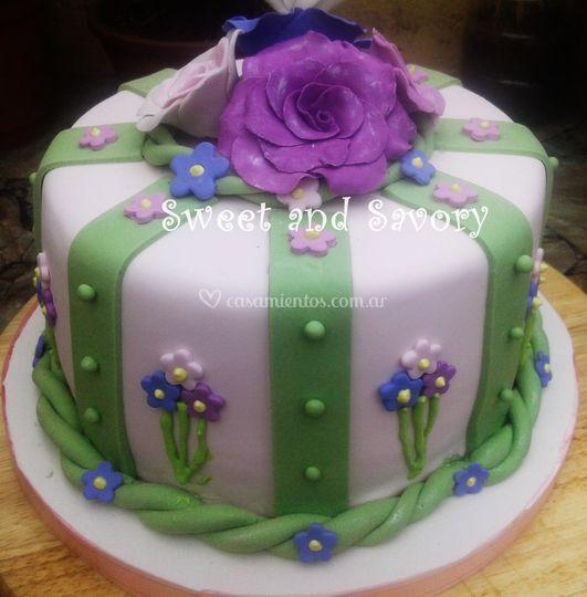 Modelo torta
