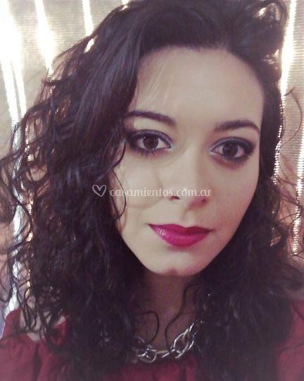 Makeup para fiesta