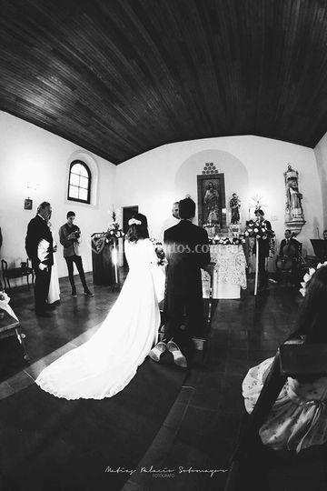 Boda Ceremonia Iglesia
