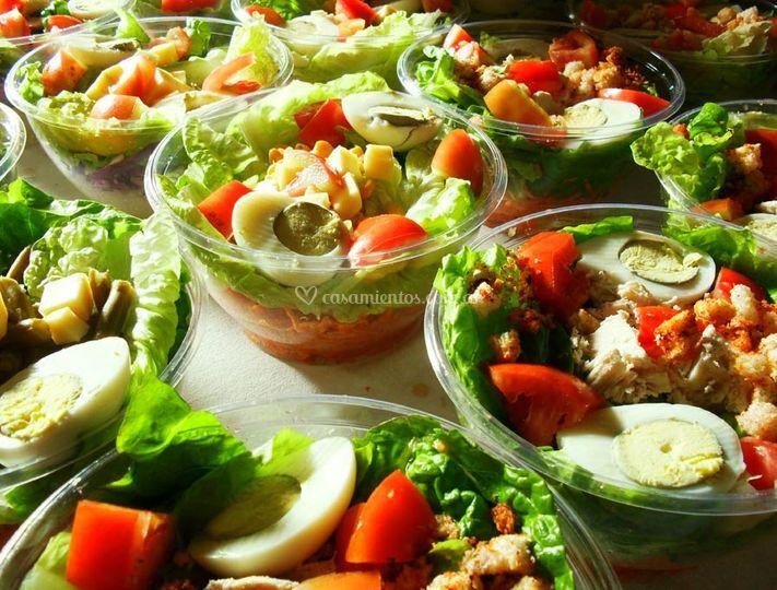 Gastronomía vegetariana