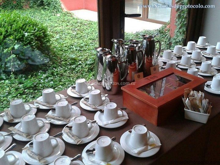 Coffe break empresariales