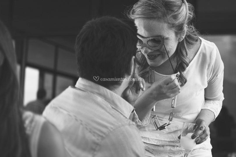 Casamiento en Bodega Salentein