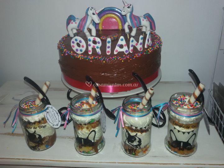 Torta y shoots