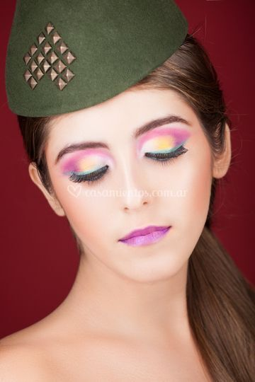 Make up para book