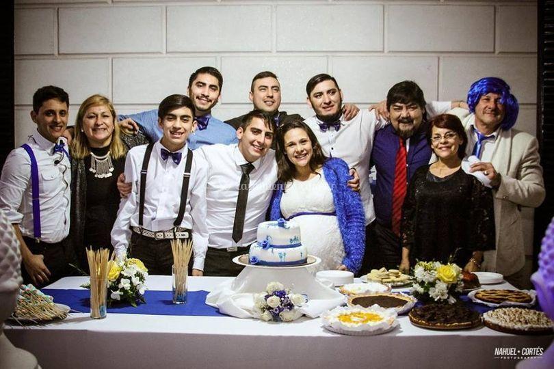 Casamiento azul
