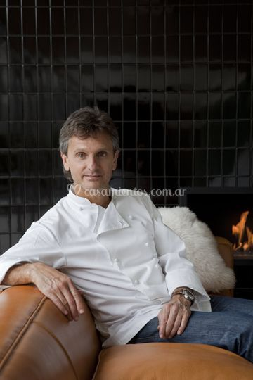 Pablo Massey, chef