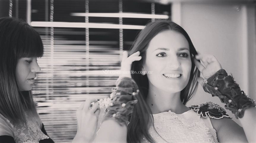 Flor Barrabino Videógrafa