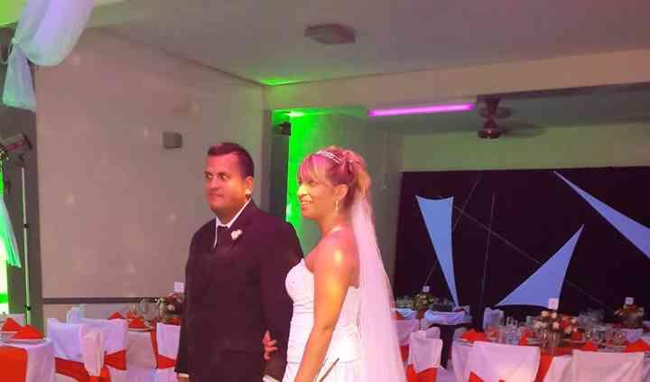Lore y Juan Pablo