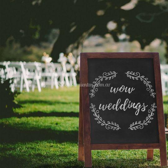 Casamiento WOW