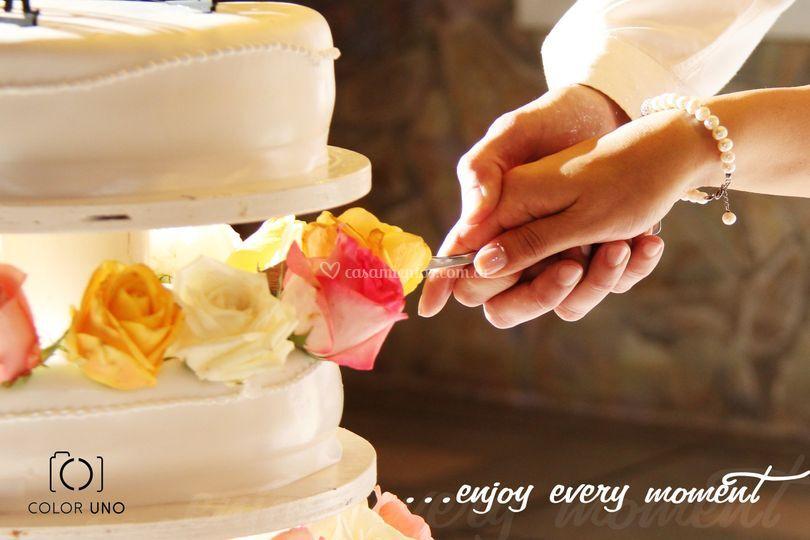 Momento de torta