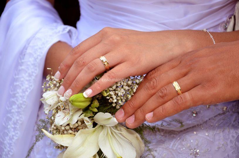 Detalles del casamiento