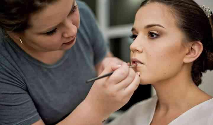 Milena Gauchat Makeup