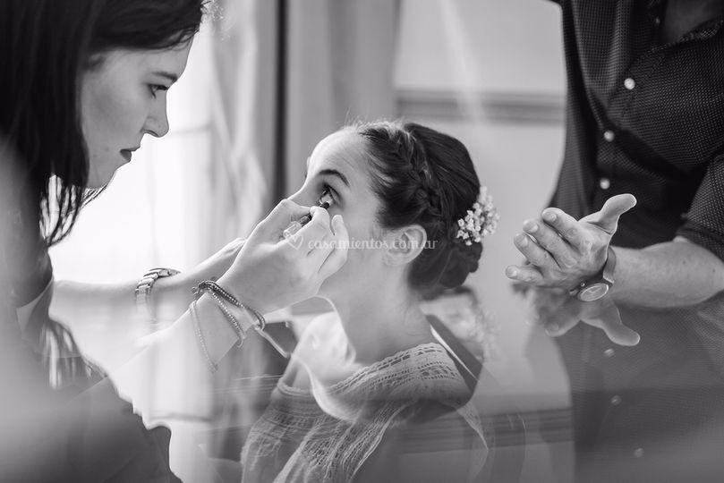 Luciana Quinteros Makeup