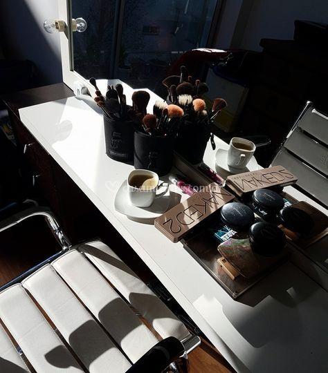 Estudio de maquillaje
