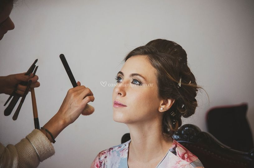 Angie Barrionuevo Makeup