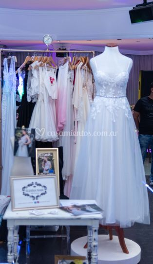 Vestido novia y 15