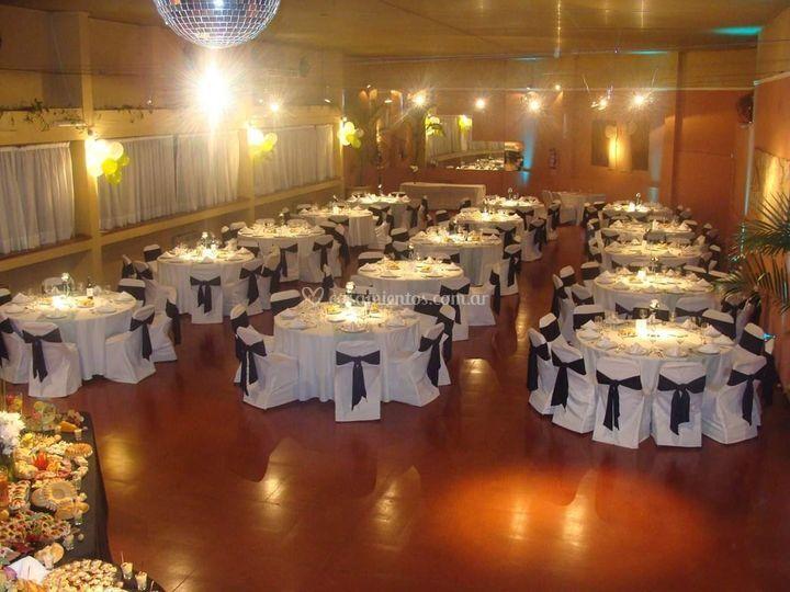 Salón Florencia