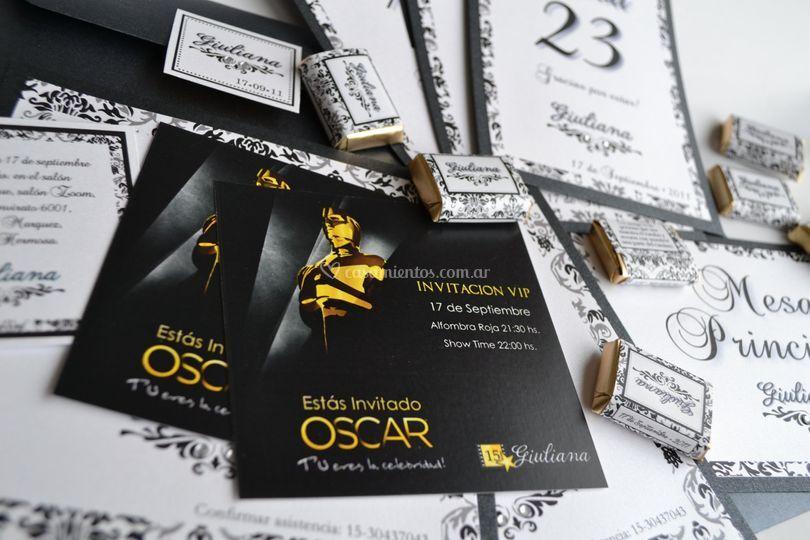 Temática Premios Óscar
