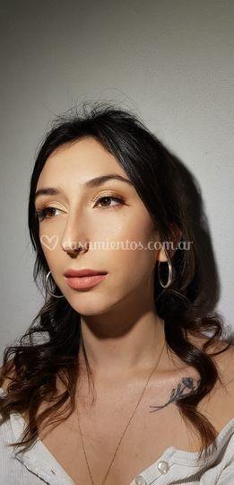 Maquillaje de novia clásica