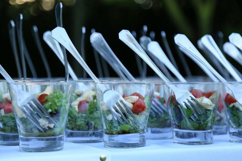 Excelencia en Caterings