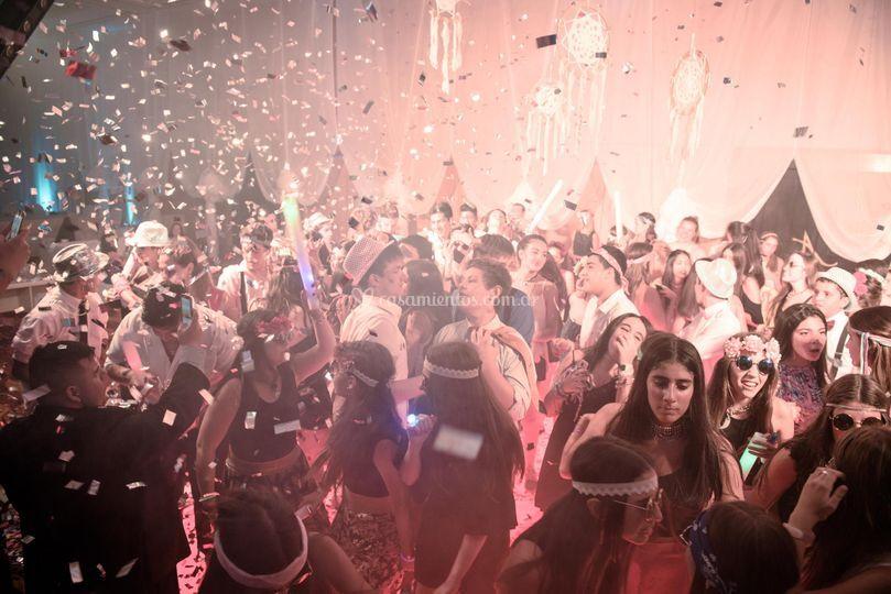 Las mejores fiestas