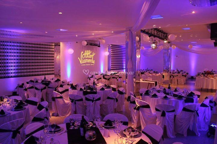 Salón de Alto Viamonte Eventos