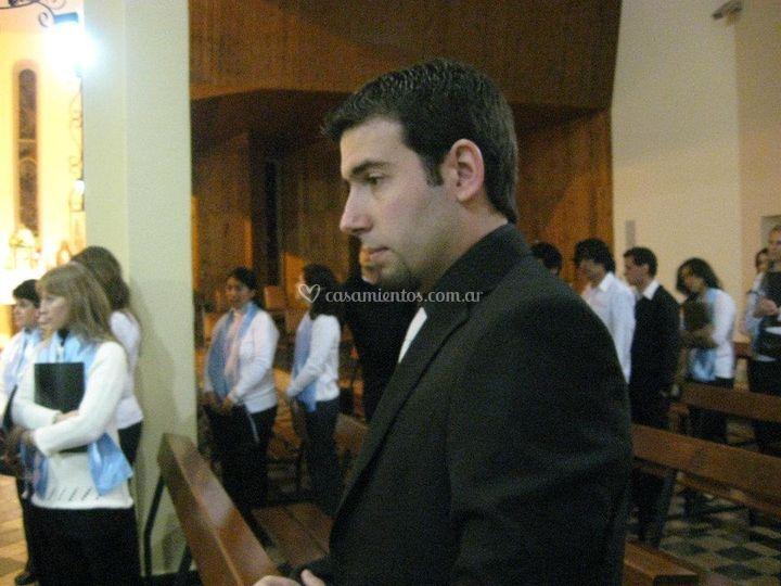 Nuestro director Fernando