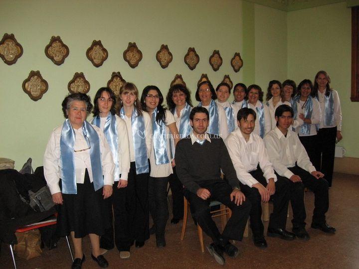 Coro Nuestra Señora de Lourdes