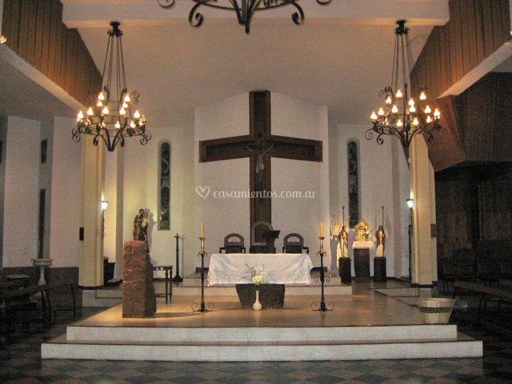 Parroquia Lourdes
