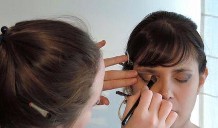 María Paz makeup 1