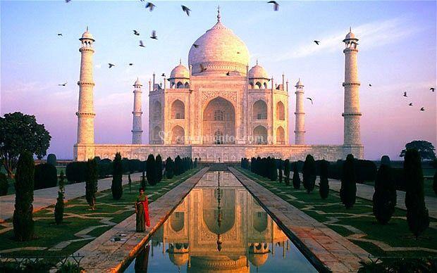 India única y romántica