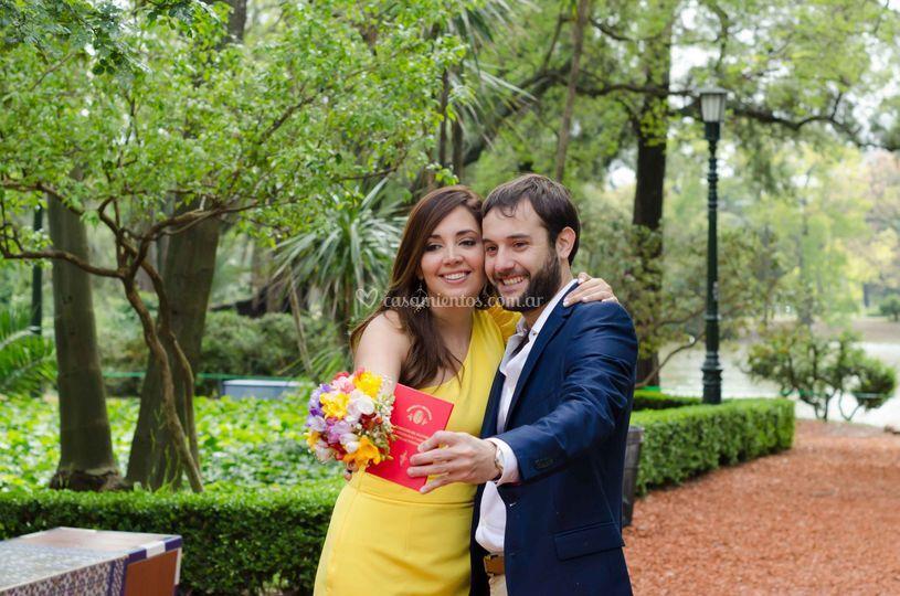 Casamiento Marta y Juan