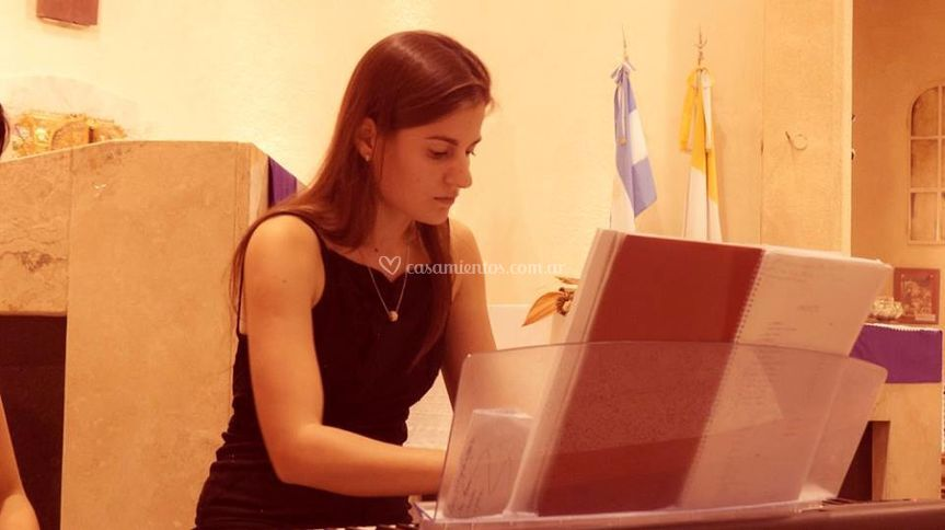 Pianista: María Florencia Cian