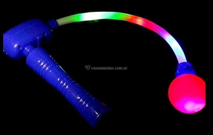 Matraca LED
