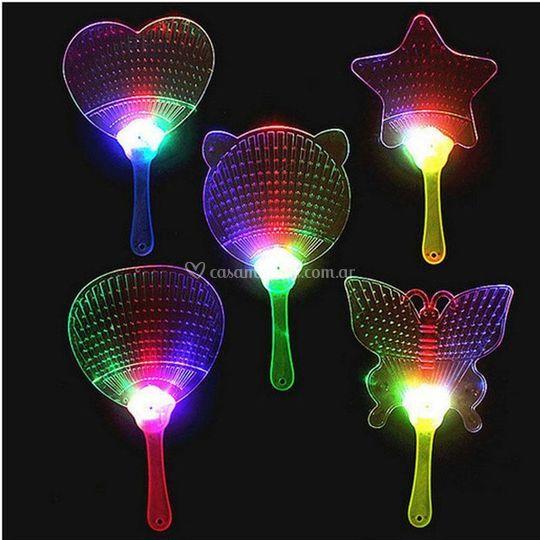 Vara abanico LED