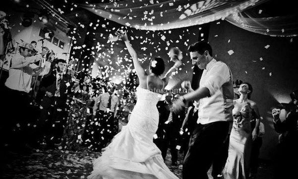 Recepciones de casamientos