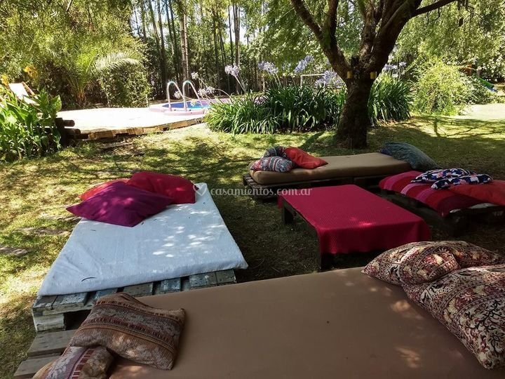 Zona de chill out