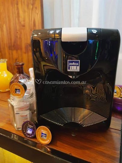 Cafe Lavazza en capsula