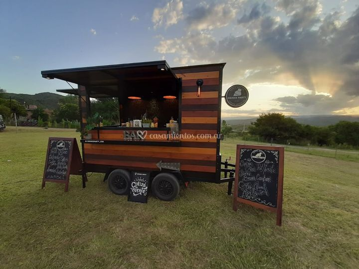 Carrobar - drinks truck