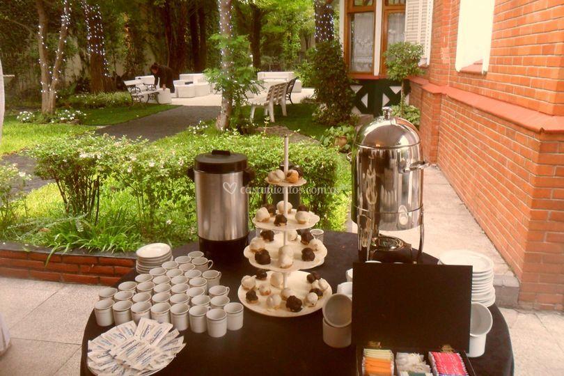 Café y bombas