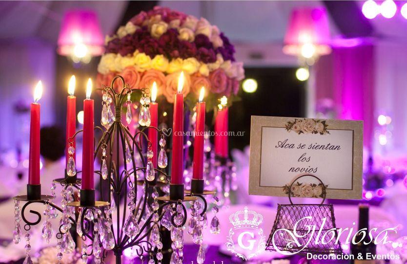 Gloriosa Decoraciòn & Eventos