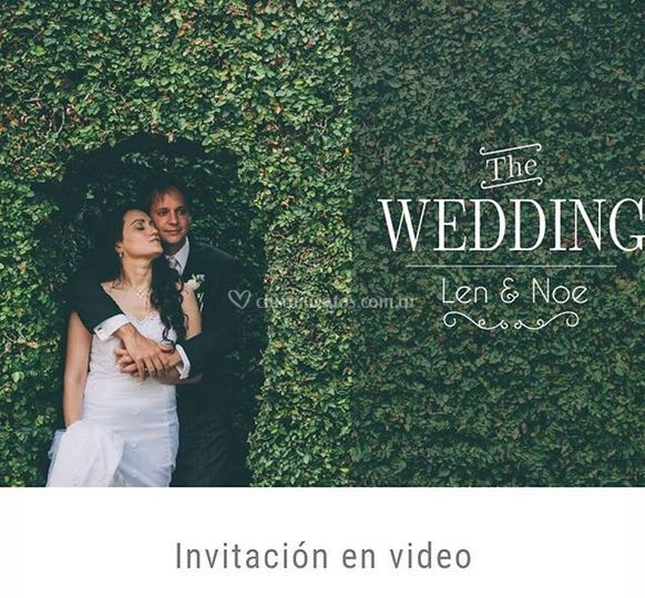 Invitación en video de Angie Camogli