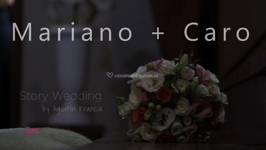 Mariano + Caro