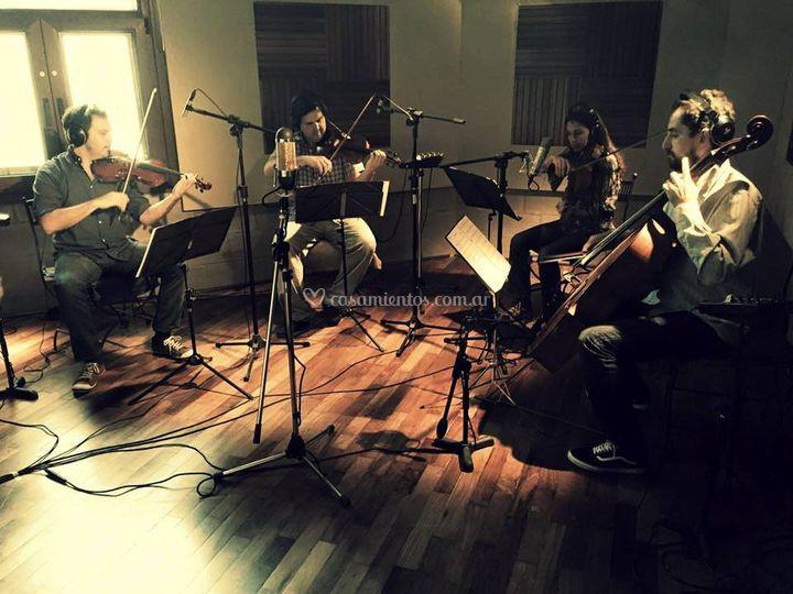 Cuarteto de Cuerdas Aria